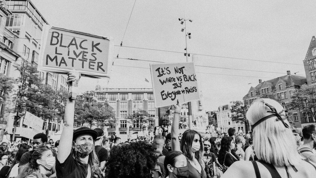 allyship-protestors